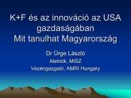 Dr. Ürge László