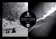 WINTER 20 12/ 20 13 HARDGOOD S | SKIS - Jandys Ski & Snow store