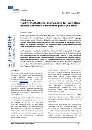 E U -in -B R IE F - Netzwerk Europäische Bewegung Deutschland