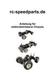 Anleitung E Modelle Car - Rc-speedparts.de