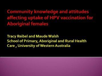 Download PDF - Preventing Cervical Cancer: Integrating Screening ...
