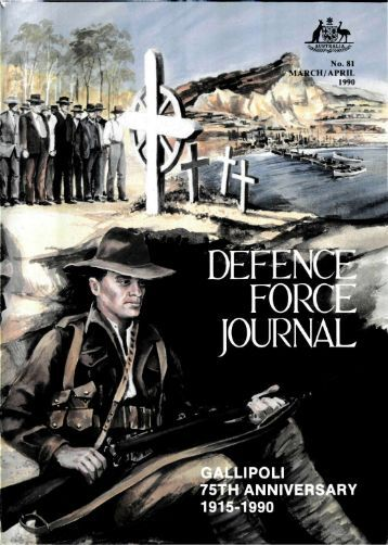 ISSUE 81 : Mar/Apr - 1990 - Australian Defence Force Journal