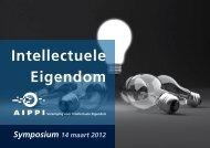 'Intellectuele Eigendom' Symposium - Aippi