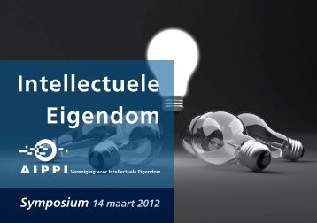 'Intellectuele Eigendom' Symposium - Aippi