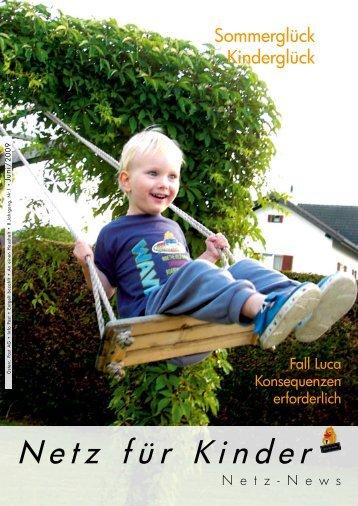 smileStones für Unterstützung und Treue - Netz für Kinder