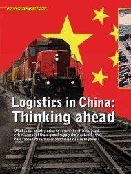 to download PDF article - Logistics Management