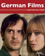 next generation 2008 - german films