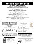 Come and pray with us! - Parish of the Holy Cross - Page 2