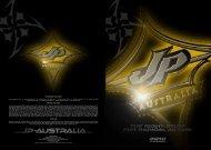 JP catalog 2010 - JP-Australia