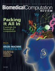 Whole Issue - Biomedical Computation Review