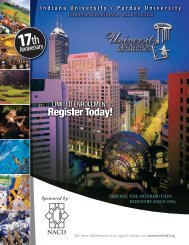 Register Today! - NACD