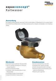 aquaconcept® Kaltwasser