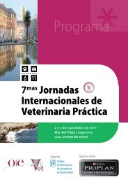 Programa - Colegio de Veterinarios de la Provincia de Buenos Aires