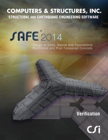 SAFE Verification Manual - Computers & Engineering