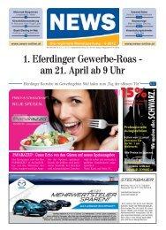 schluss: 2.5.2012 Für Beilagen- versand: 27.4 ... - NEWS-ONLINE.at