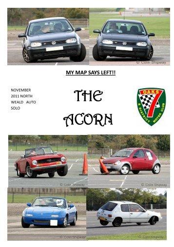 Nov - Sevenoaks & District Motor Club