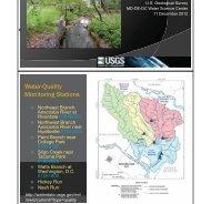 Presentation - Anacostia Watershed Network