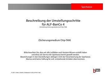 ALF- BanCo