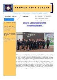 28 Nyngan News 28/05/13 Week 22 [pdf, 270 KB] - Nyngan High ...
