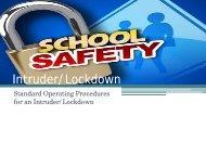 Intruder/Lockdown