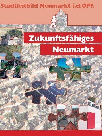 Stadtleitbild - Stadt Neumarkt in der Oberpfalz