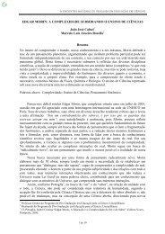 EDGAR MORIN: A COMPLEXIDADE ... - Axpfep1.if.usp.br