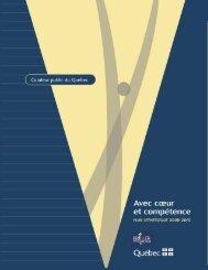 Plan stratégique 2006-2010 - Le Curateur public du Québec