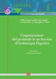 L'organizzazione del personale in un Servizio di Endoscopia Digestiva