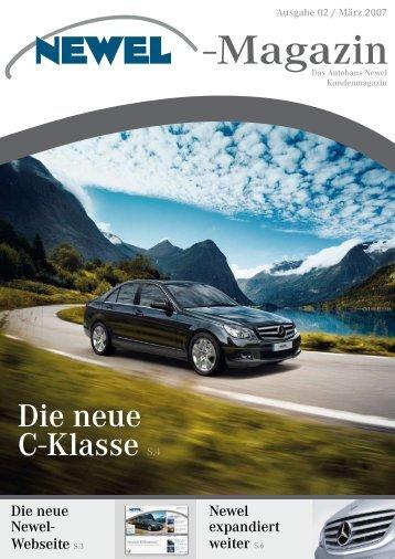 -Magazin - Autohaus Newel GmbH