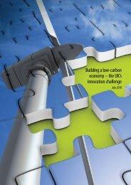 Building a low-carbon economy - Amazon Web Services