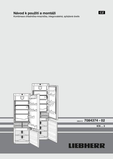 Návod k použití a montáži 280410 7084374 - 02 - WEBAREAL.cz