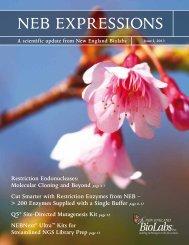 Issue I, 2013 - BioNordika