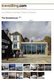 The Smokehouse - Pringle | Richards | Sharratt