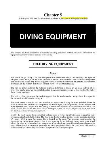 Ch 05 SM12.pdf - Diving Medicine for SCUBA Divers