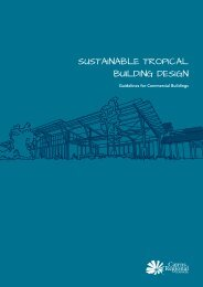 SuStainable tropical building deSign - Cairns Regional Council ...