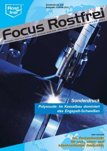 Polysoude S.A.S. - Focus Rostfrei