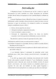 Introdução - Portal das escolas da RAM - Secretaria Regional de ...