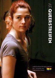 QUEER STREIFEN - Cinema, Kurbelkiste und Die Linse