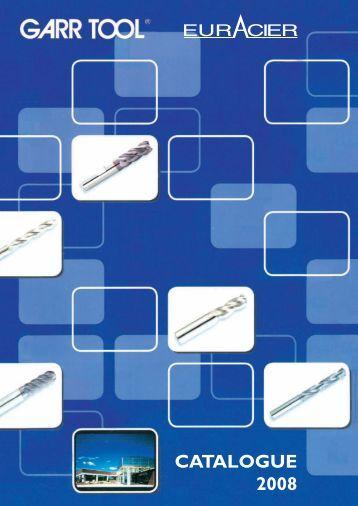 Le catalogue au format pdf - Euracier