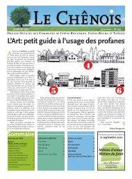 L'Art: petit guide à l'usage des profanes 4 5 6 - Chêne-Bougeries