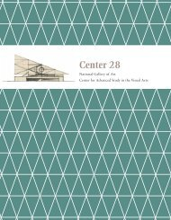 Center 28 - National Gallery of Art