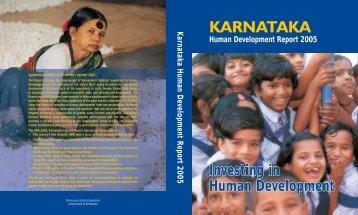 KARNATAKA - of Planning Commission