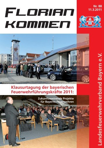 Florian Kommen - Landesfeuerwehrverband Bayern