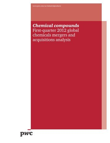 Chemical compounds - pwc