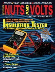 Download Advertising Media Kit - Nuts & Volts Magazine