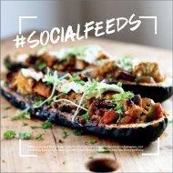 Social Feeds Cookbook