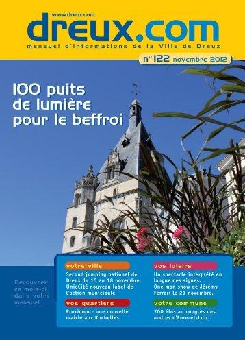 Novembre 2012 - Dreux.com