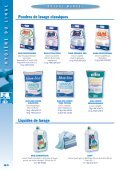 • Poudres de lavage classiques 64 • Liquides de lavage ... - Socoldis - Page 2