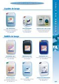 • Poudres de lavage classiques 64 • Liquides de lavage ... - Socoldis - Page 5