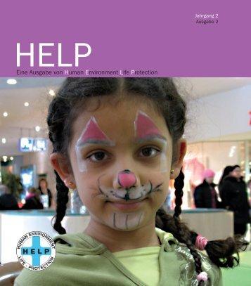vierte Ausgabe - Help Deutschland